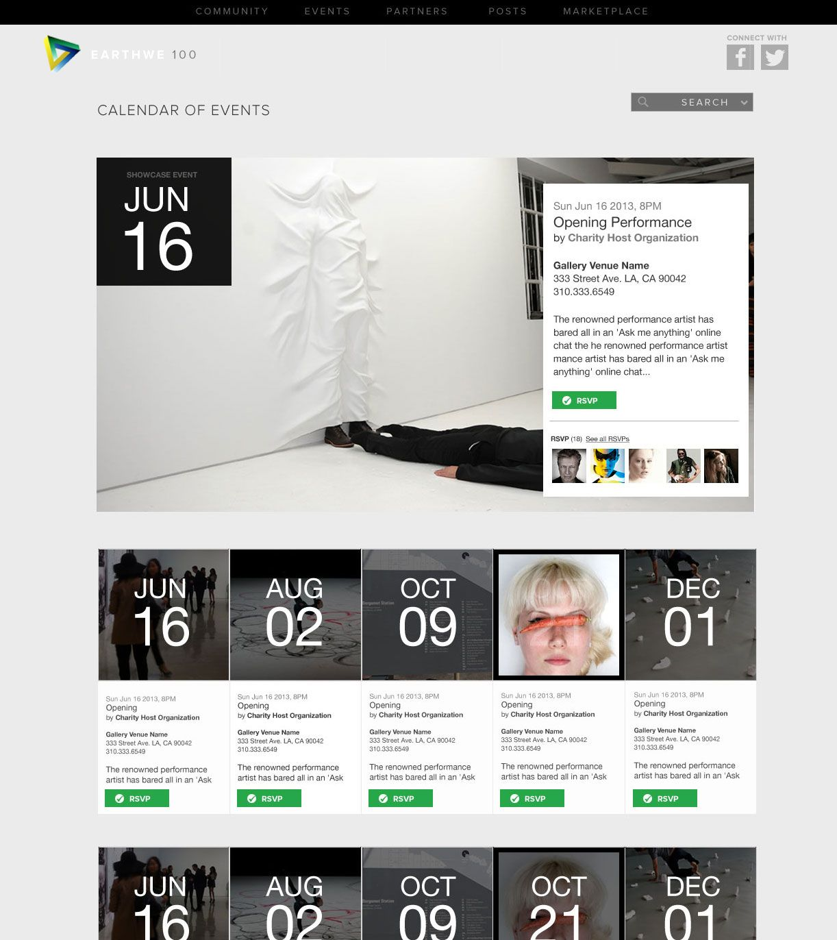Pin By Shirley Petchprapa On Some Design Calendar Design Event Calendar Event Schedule Design Event calendar template for website