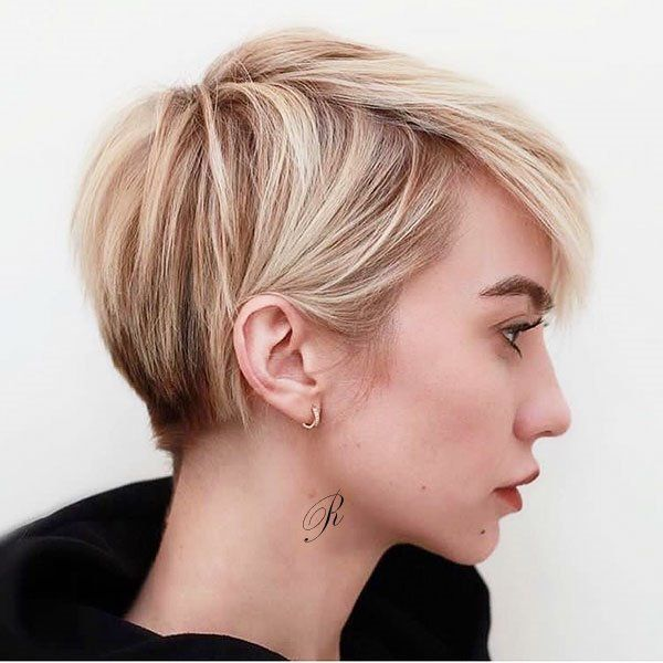 Fascinating Pixie haircuts for Sexy women 2019 - Reny styles #longpixiehaircuts