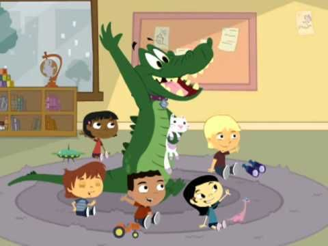 I used this in my classroom this week and the kids loved it!!!  Classroom Manners - Can You Teach My Alligator Manners? - Disney Junior Official