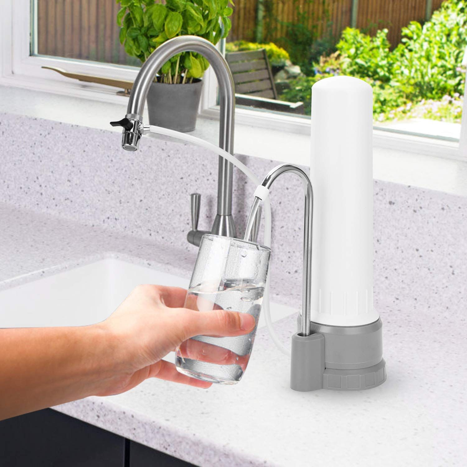 Headspring Countertop Drinking Water Filter Cs A1 Countertop