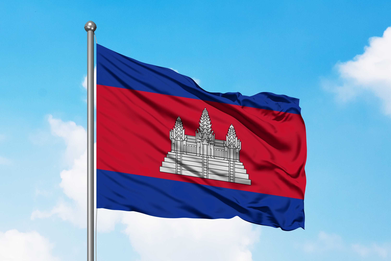 Bendera Kamboja Bendera Kamboja