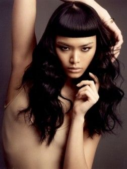 Incredible 1000 Images About Bangs On Pinterest Short Hairstyles Gunalazisus
