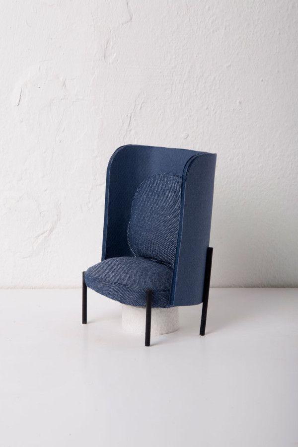 The Ara armchair designed by PerezOchando for Missana