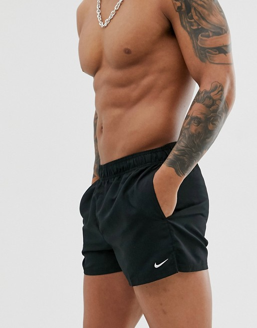 Swim super short swim shorts in black