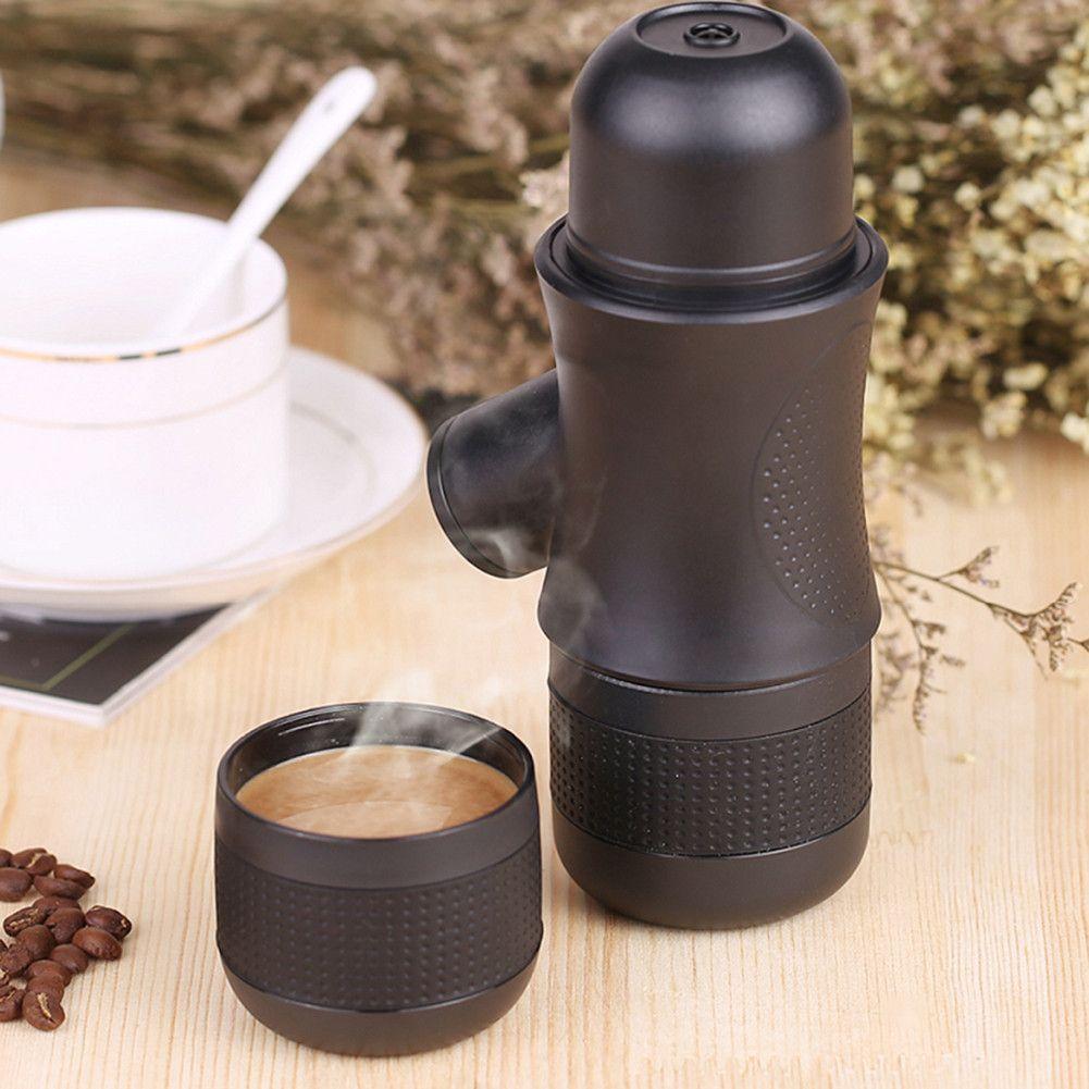 Manual Espresso Coffee Maker Hand Operated Coffee Machine