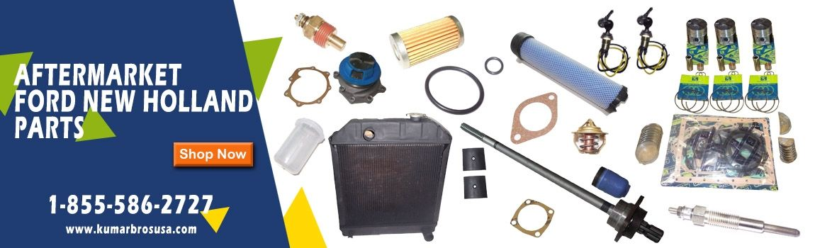 We provide after market parts for different brands like
