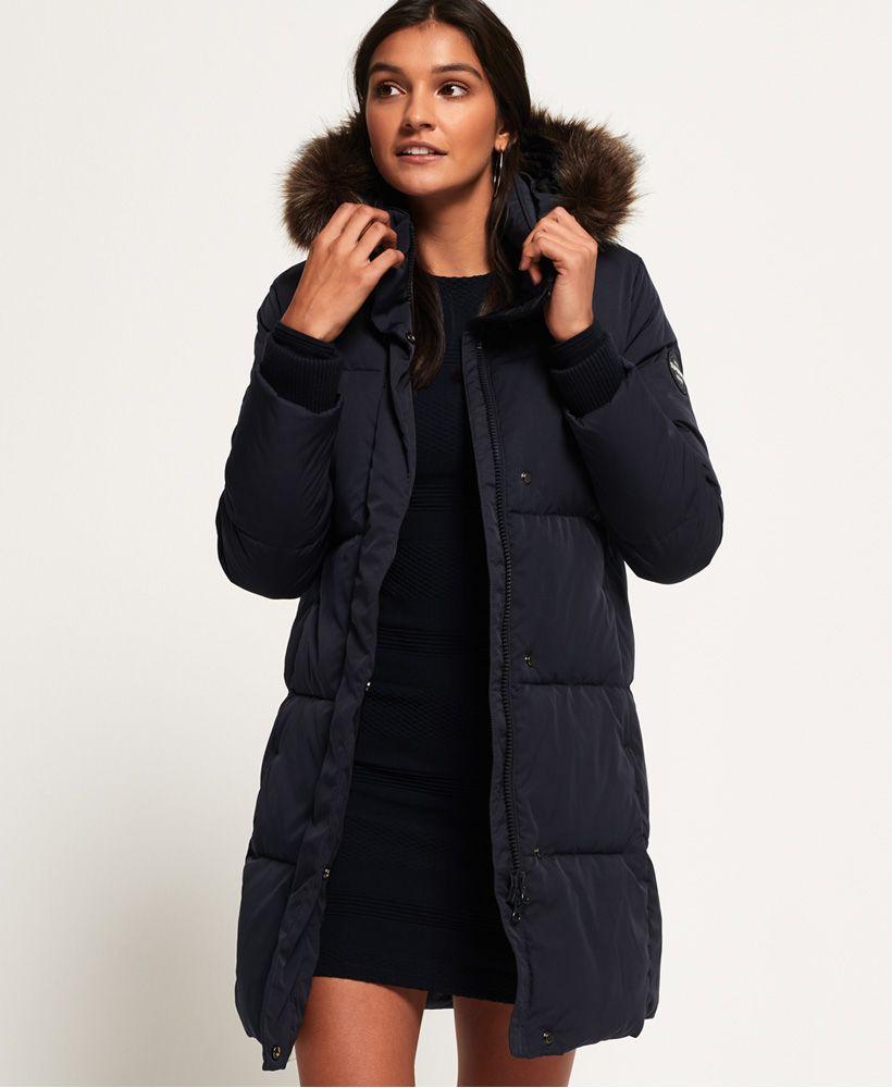 Cocoon En Jackets Coat Winter Superdry Parka Jas 0n6f0qd
