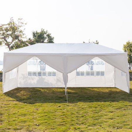 Clearance Canopy Tents For Outside Canopy Tent For Party Wedding 10 X20 Outdoor Canopy Tent W 6 Removable Sidewalls Two Doors Heavy Duty Party Wedding Par In 2020 Canopy Tent Outdoor Canopy