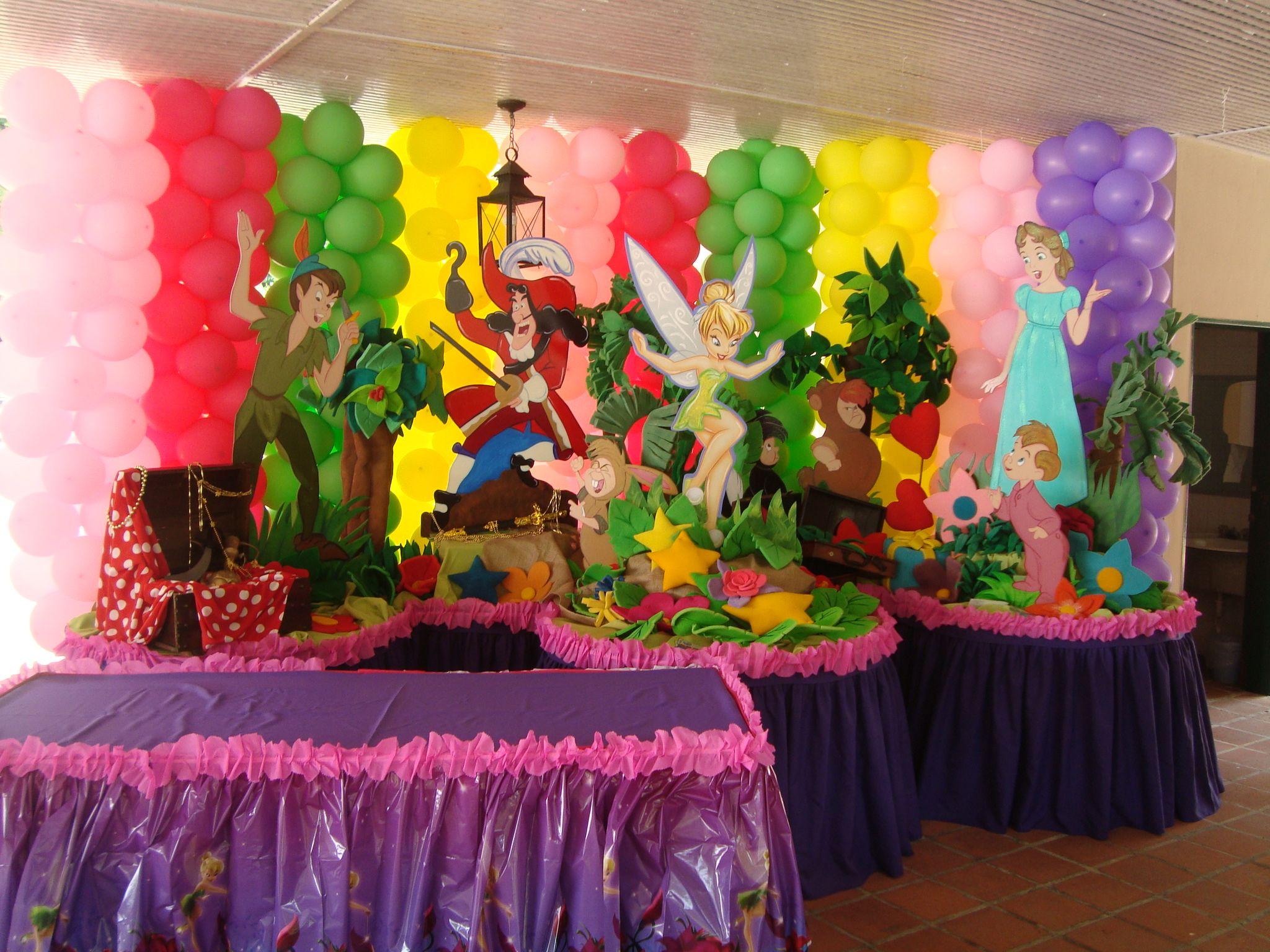 Decoraciones de Fiestas Infantiles, Piñatas y Centros de Mesa ...