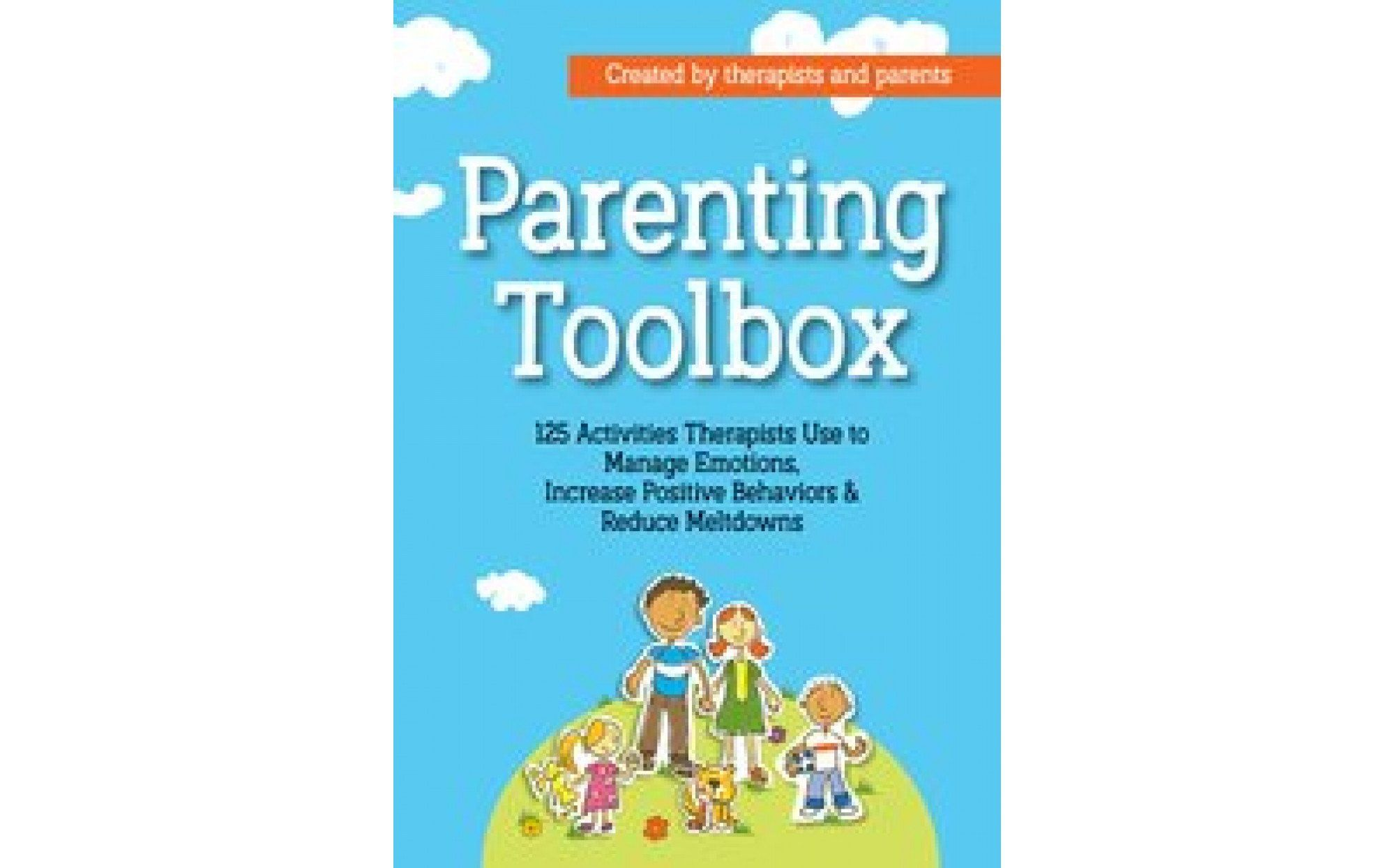 Parenting Toolbox 125 Activities Therapists Use To Reduce