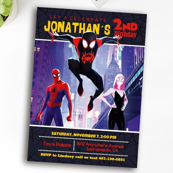 graphic regarding Printable Spiderman Invitations referred to as Spiderman Invitation,Spiderman Invitation, Spiderman