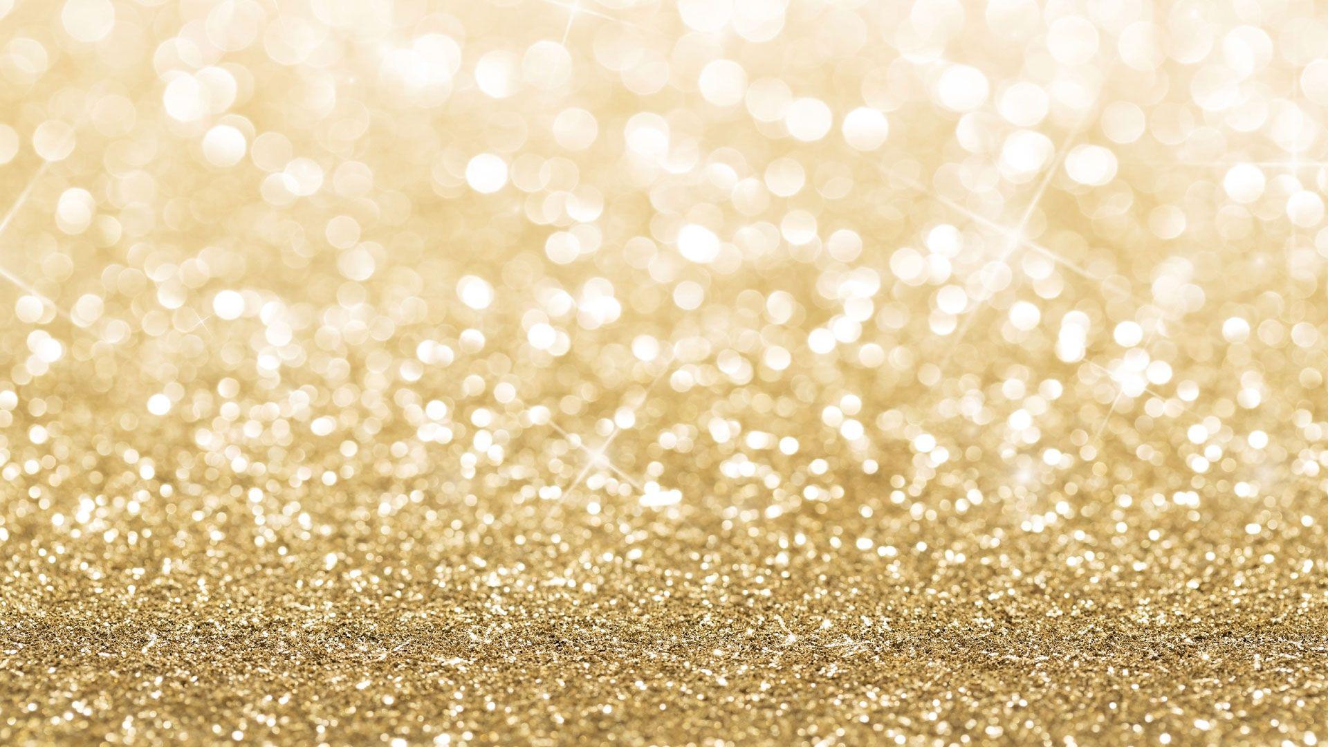 Gold Glitter Full Hd Wallpaper 1920x1080 Glitter Background Gold Glitter Background Glitter Wallpaper