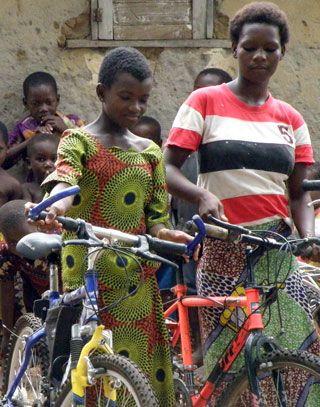 Bike Project Togo Our World Togo Pinterest