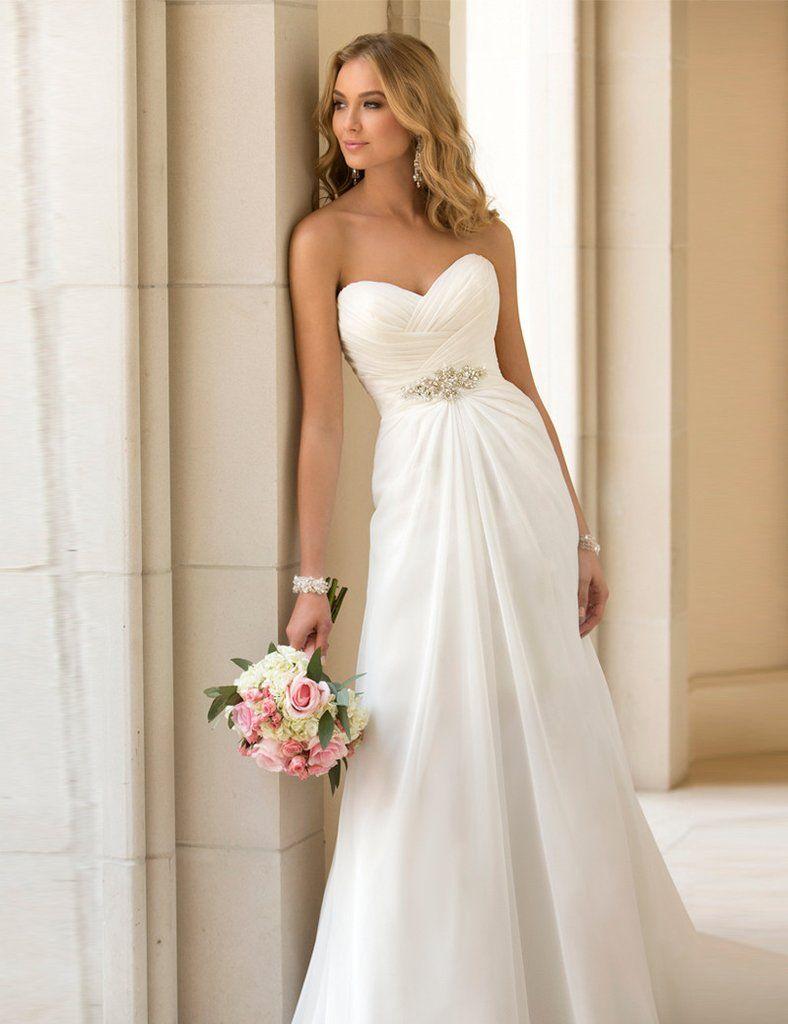 BOHO WEDDING DRESS BOHEMIAN WEDDING DRESSES | weddings | Pinterest ...