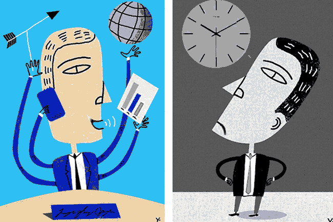 15 átütő különbség az Aktív és a Passzív emberek között