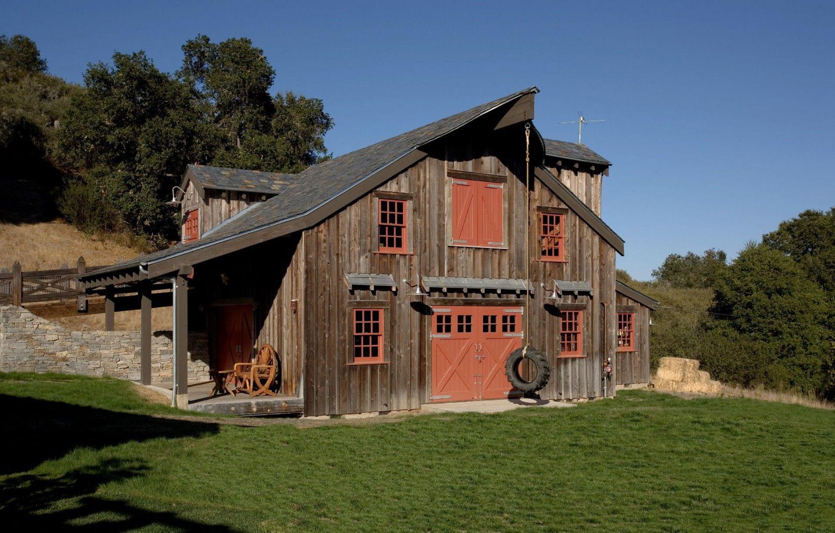 Spanish Colonial Hacienda, Carmel, California : J.D ...