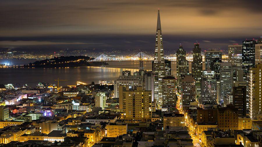 San Francisco San Francisco At Night San Francisco Wallpaper San Francisco Streets