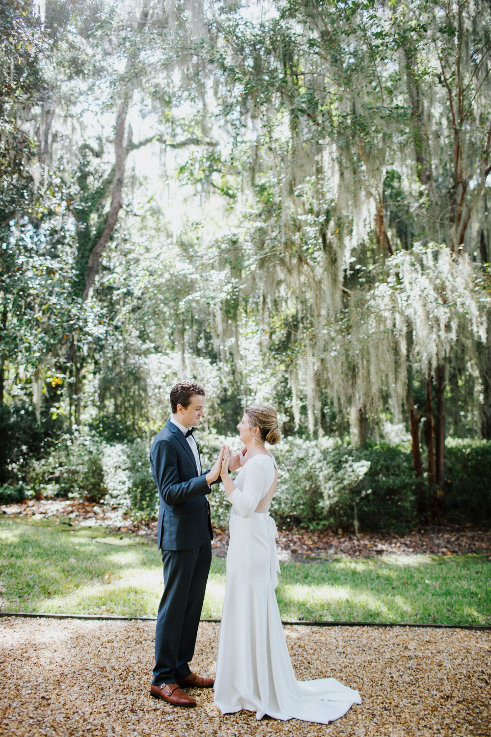 Emma Hurst Saint Simons Wedding At Christ Church Frederica Izzy Co Photography