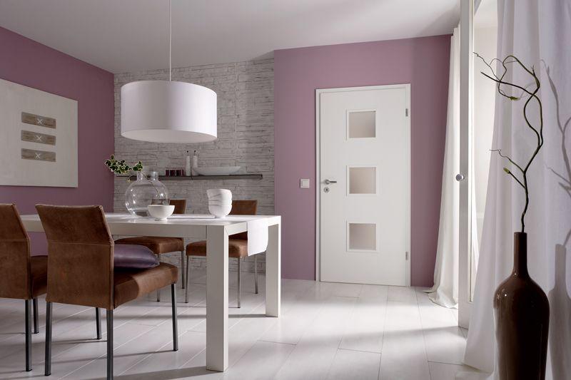 porte int rieure contemporaine vitrage type la3 portes int rieures contemporaines pinterest. Black Bedroom Furniture Sets. Home Design Ideas