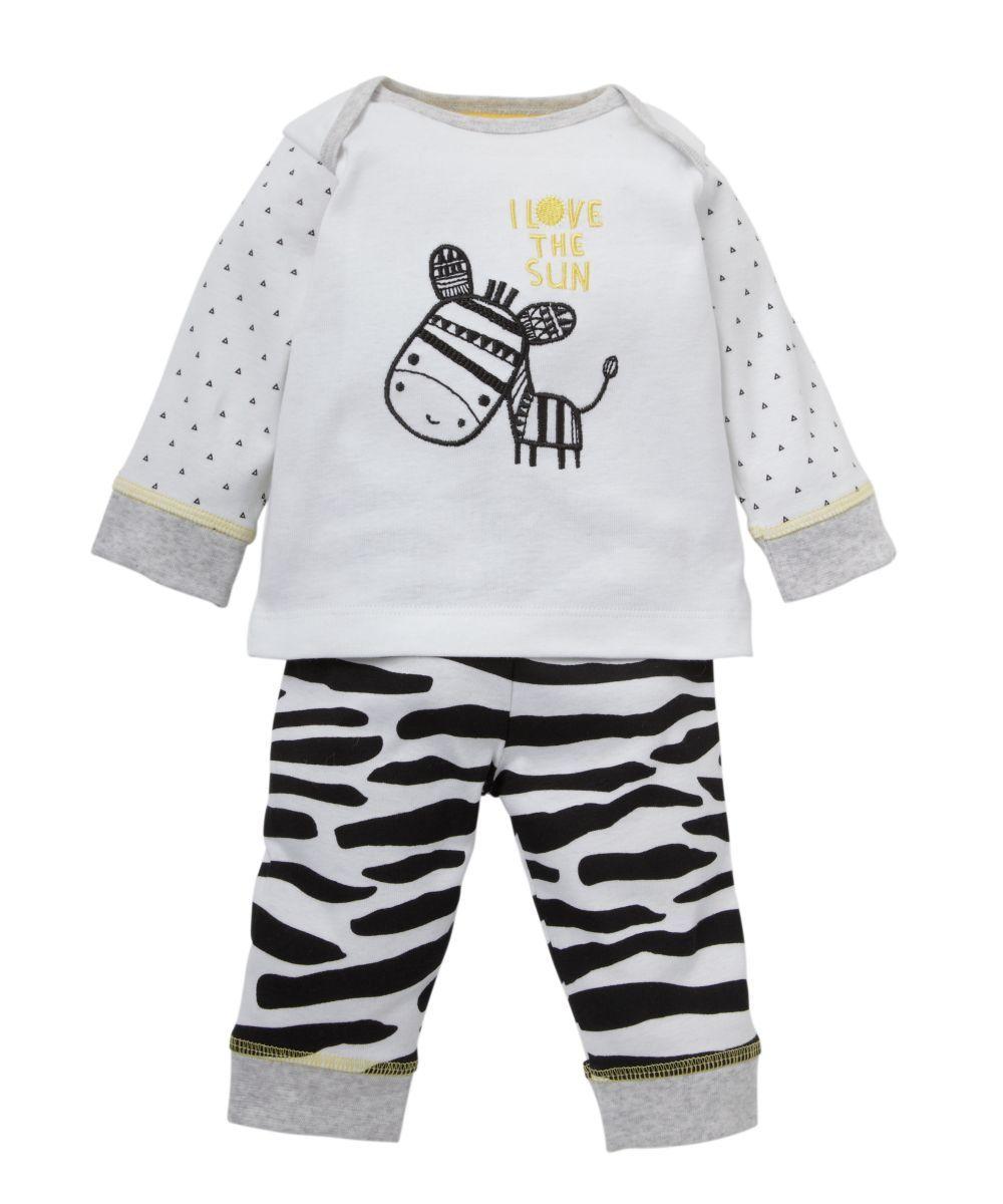 15e899d056d42 I m shopping Zebra Pyjamas in the Mothercare iPhone app.