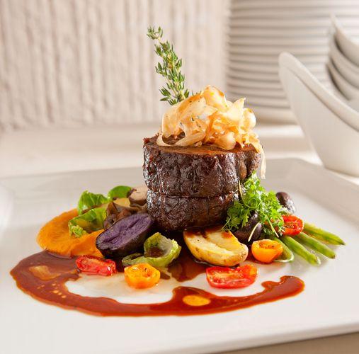 Resultado de imagen para presentacion de platos gourmet practicos y elegantes