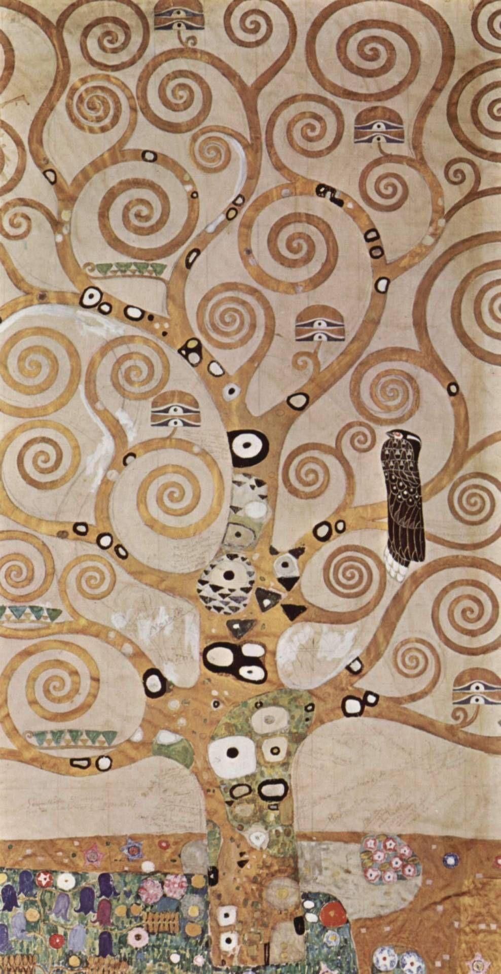 Klimt L Arbre De Vie Tableau ☆ gustav klimt, the tree of life (stoclet frieze), ca. 1905