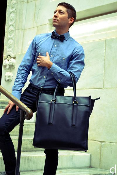 The New Man Bag - Get this look: https://www.lookmazing.com/images/view/5603