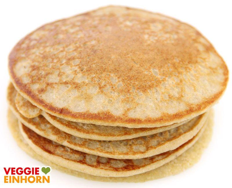 Bananen Haferflocken Pancakes Gesund Nur 3 Zutaten Rezept Bananen Pfannkuchen Rezepte Haferflocken