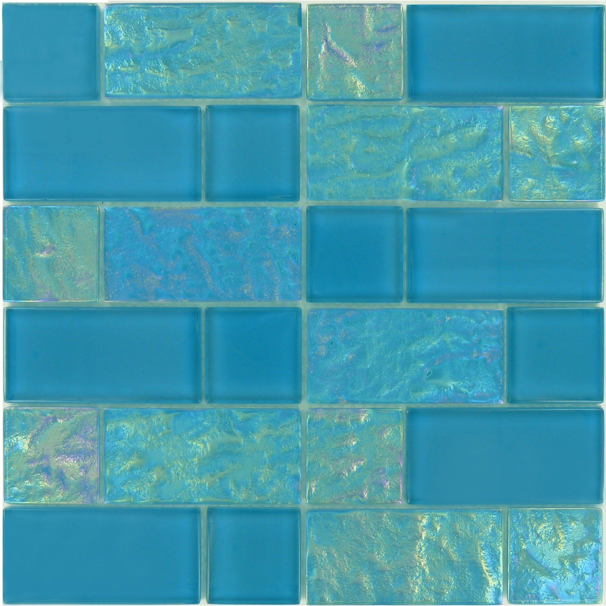 Sheet Size 11 5 X2f 8 Quot X 11 5 X2f 8 Quot Tile Size 1 7 X2f 8 X 1 7 X2f 8 Quot Amp 3 7 X2f 8 Quo Iridescent Glass Tiles Glass Tile Pool Tile