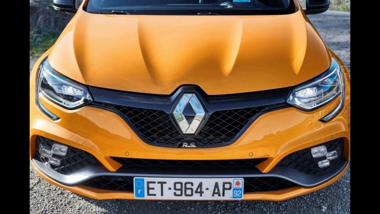 New Renault Megane RS 2018 New renault, Renault megane