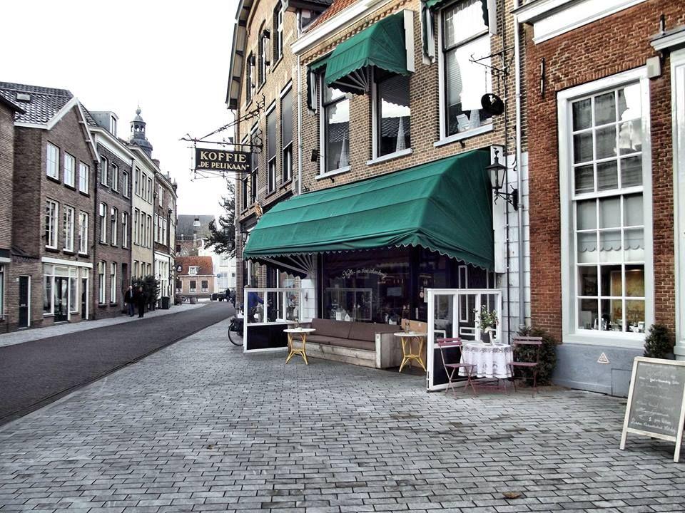 Koffie - en theehandel de Pelikaan, Pelikaanstraat