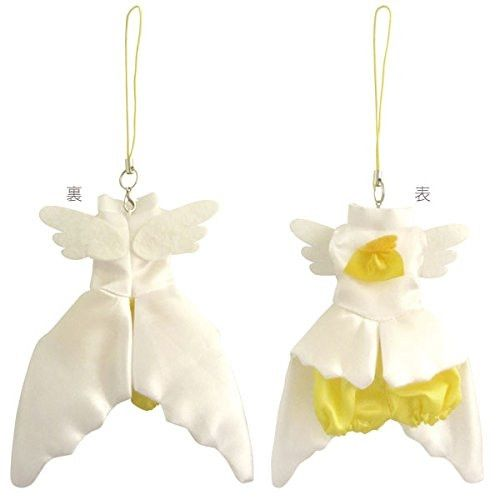 Cardcaptor Sakura Costume Strap Key Chain A Cloth anime goods for girls