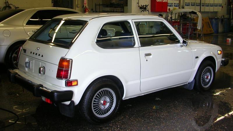 My 78 Civic Cvcc Honda Tech Civic Honda Cvcc