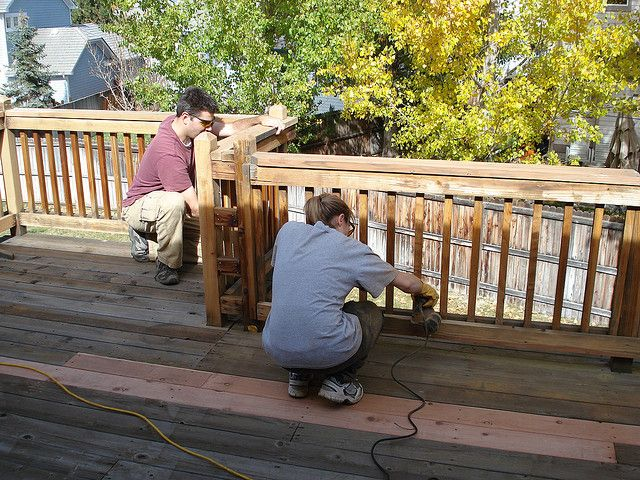 Do It Yourself Home Design: How To Fix Burn Marks On Your Deck