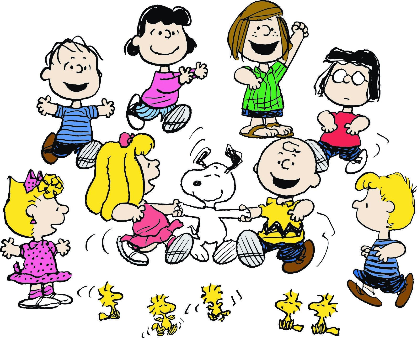 Peanuts Characters Clipart Eebaabccabfaadebb