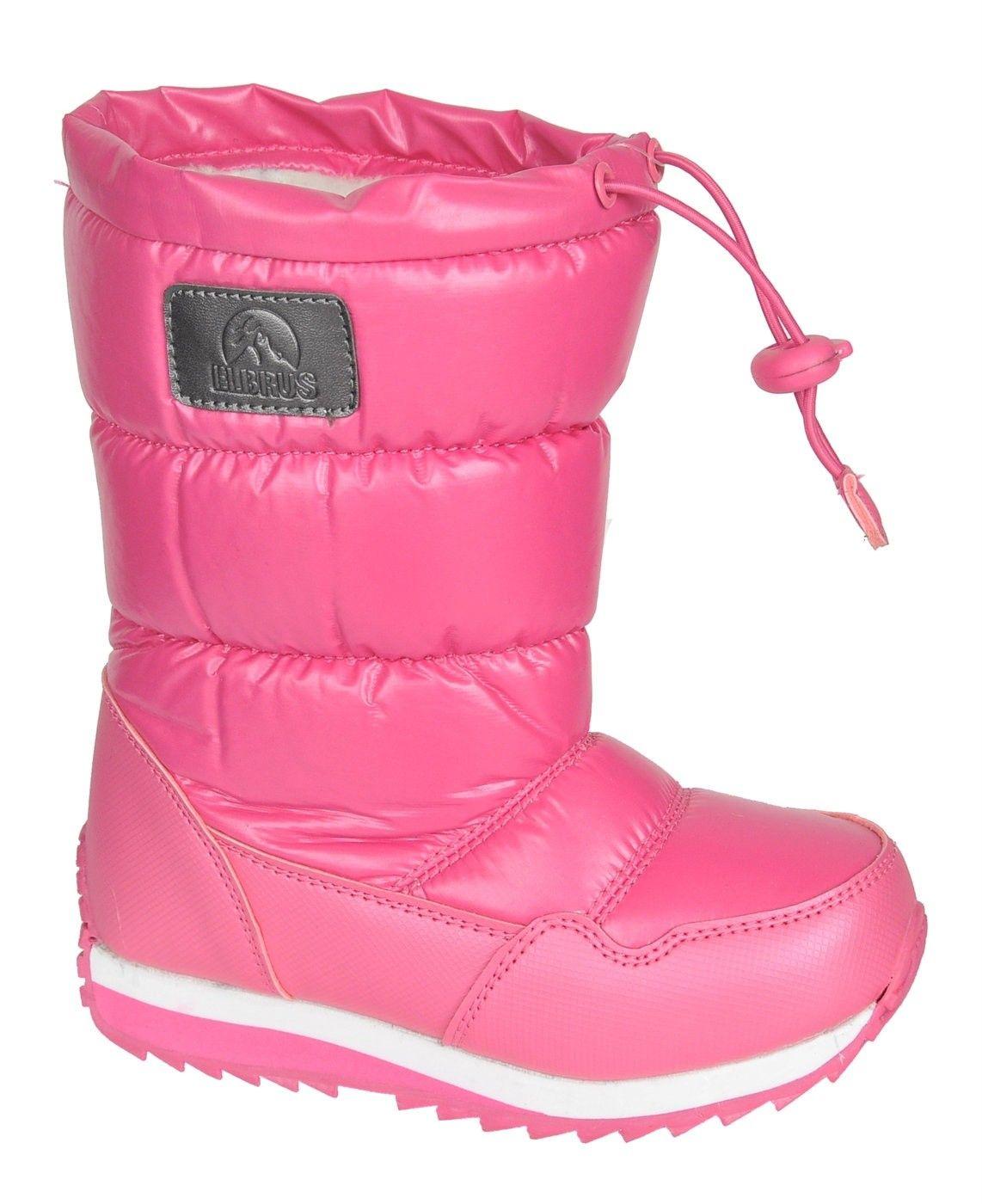 Sniegowce Dla Dziewczynki Elbrus To Cieplo I Wygoda Dla Twojego Dziecka Winter Boot Boots Shoes
