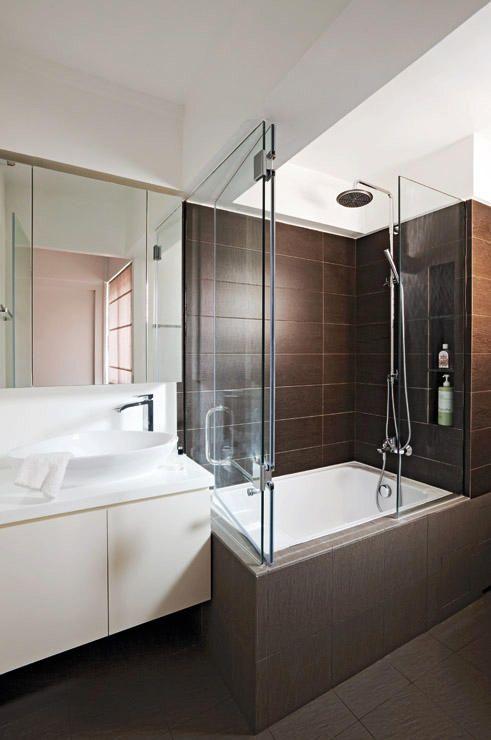 Ideal for an HDB home - Soak tub!!! | Home Design in 2018 ...