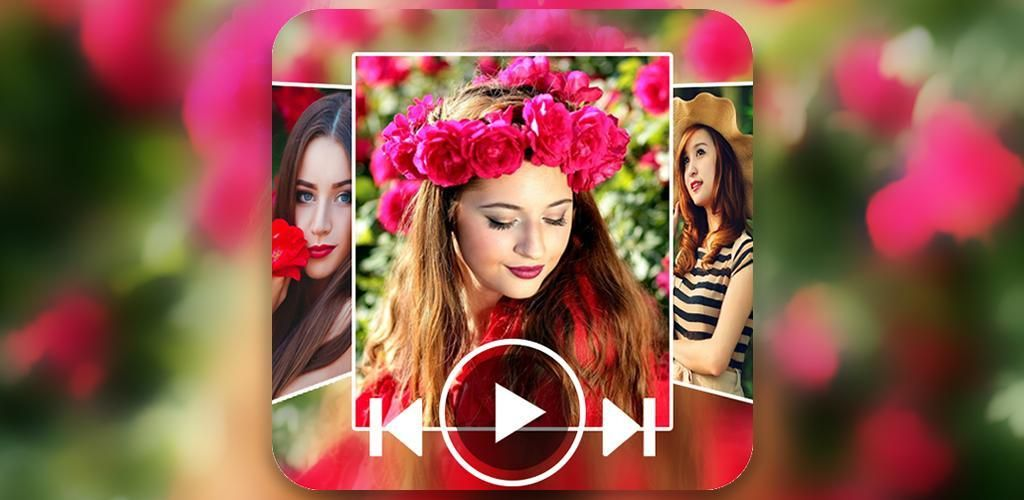 Video Slideshow With Music And Photos, Video Maker Photo