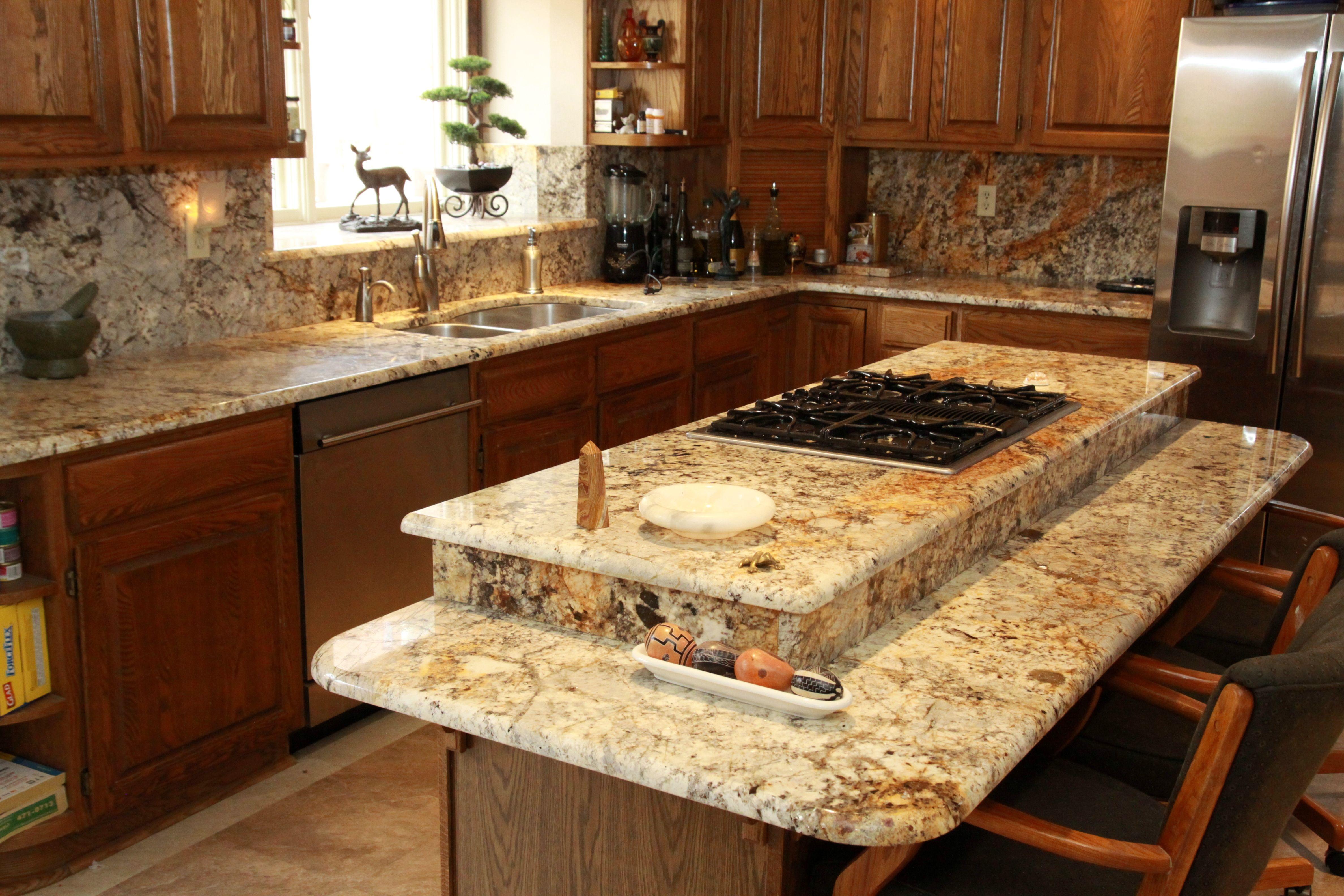 Elegant Yet Masculine Mascarello Granite Kitchen For The