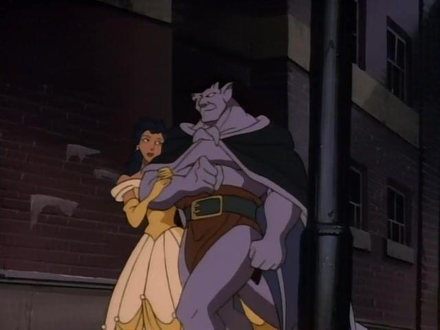Gargoyles Time Travel Episode