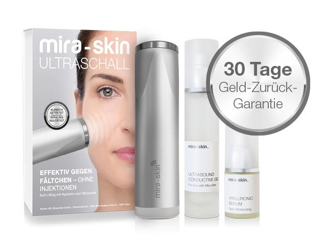 Anti-Aging-Technologie für Zuhause: Mira Skin Ultraschall