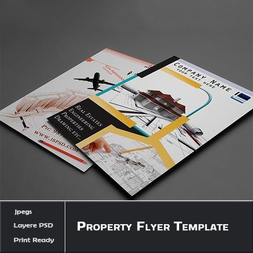 property brochure template tecnologia pinterest