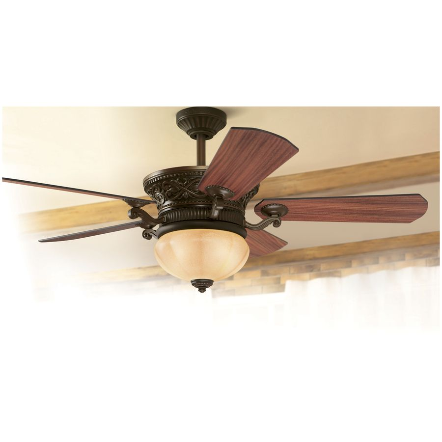 Shop harbor breeze platinum wakefield 52 in guilded espresso downrod shop harbor breeze platinum wakefield 52 in guilded espresso downrod mount ceiling fan with light aloadofball Image collections