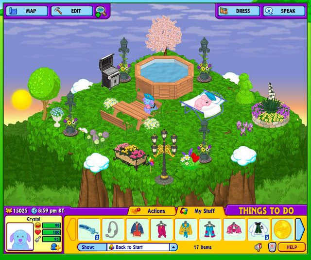 Click The Image To Open In Full Size Webkinz Tiny