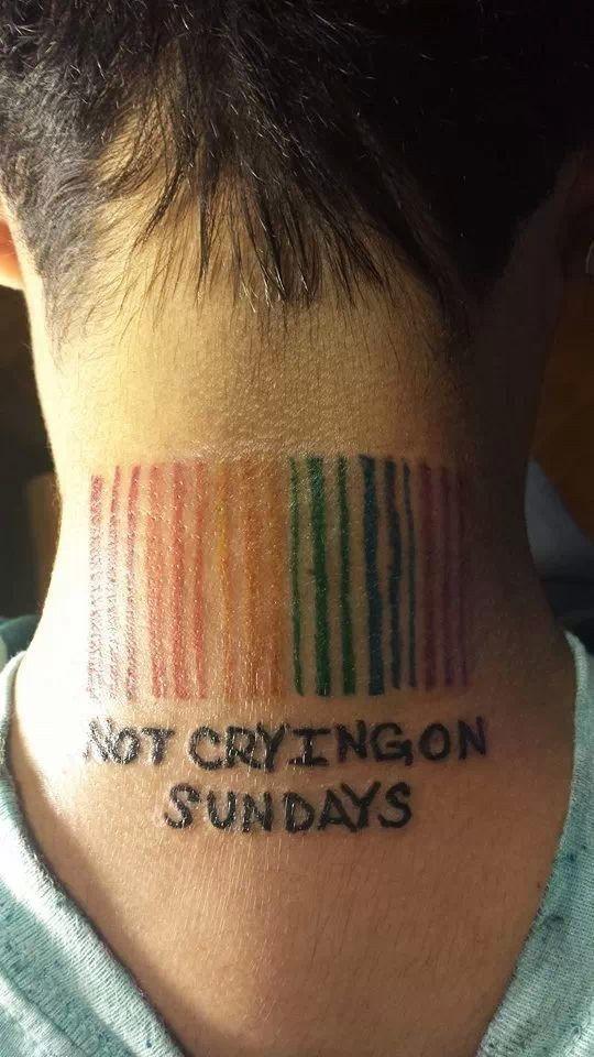Use Your Favorite Song Lyric Ideas De Tatuajes Tatuajes Y Letras