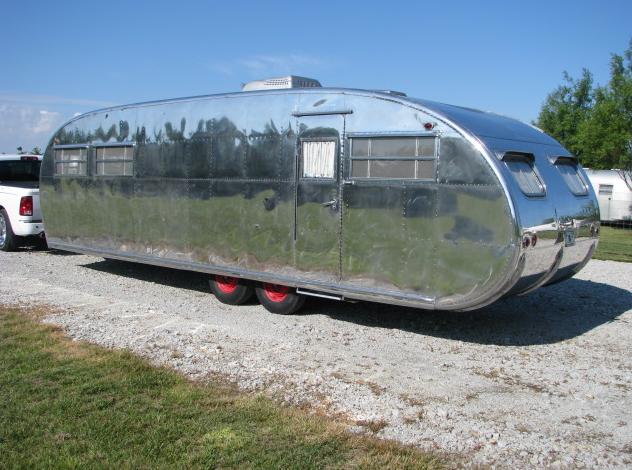 1950 Spartan Spartanette Vintage Rvs Retro Campers
