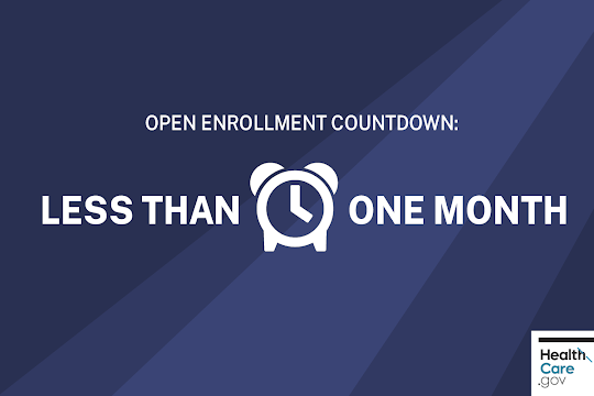 Only One Month Left To Enroll In Or Change 2020 Marketplace