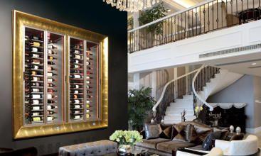 Aci Par1100etp Cave A Vin Armoire A Vin Decoration Restaurant