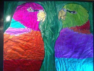 Mrs. Allen's Art Room: Sixth Grade Art