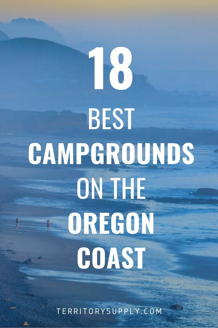 18 Best Camping Spots on the Oregon Coast